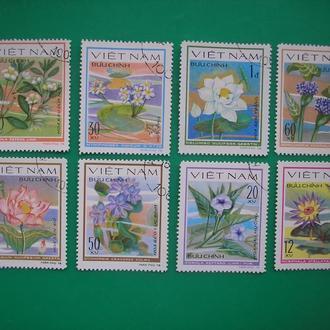 Вьетнам 1980 Цветы
