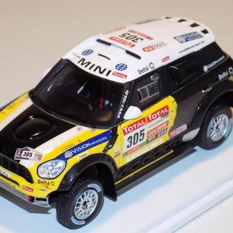 TSM Mini Countryman All4 Racing #305 Dakar Rally 2012