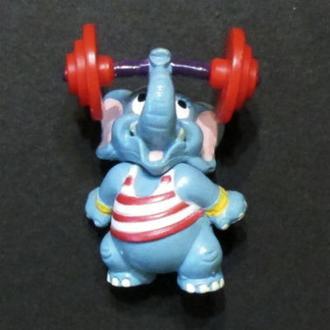 Слоны цирковые №4