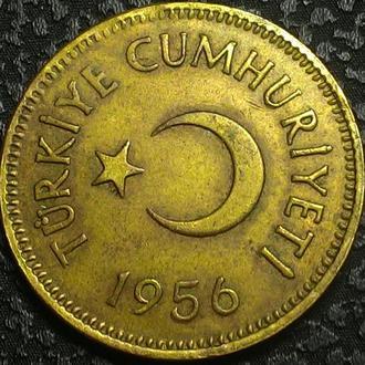 Турция 25 куруш 1956 год СОСТОЯНИЕ!!!!