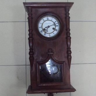 Часы настенные Gustav Becker Густав Беккер №2946