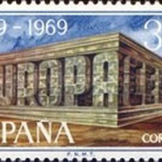 Испания 1969 Европа СЕПТ