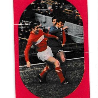 Календарик 1975 Футбол, спорт