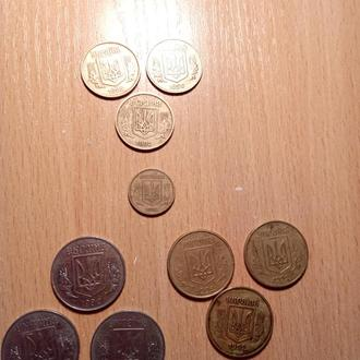 Продаю монеты 1992г. Украина