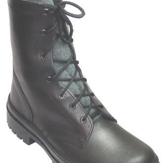 Берцы р-ры 38-47 высокие ботинки, тип ОМОН, натуральная кожа, классическая модель