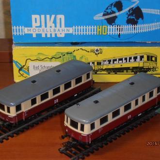 Дизель-поезд VT135 PIKO H0
