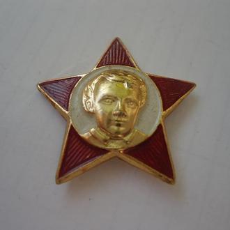 Значок Ленин октябренок