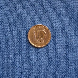Швеция  10 эре  оре 1940 г