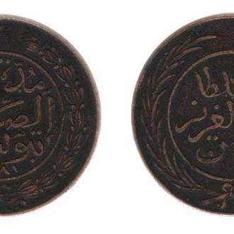 Тунис 2 харуб 1864 / AH1281