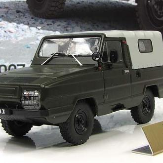 УАЗ 3907 Ягуар - Автолегенды СССР №154