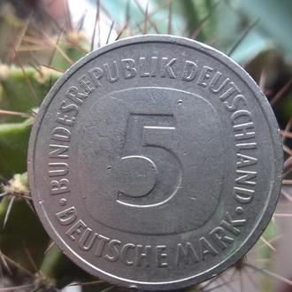 5 марок 1979 года