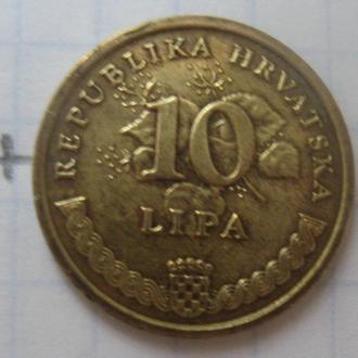 ХОРВАТИЯ 10 липа 1993 г.