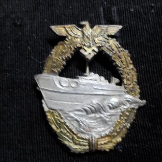 """Третий рейх """"Капитан торпедного катера"""""""
