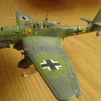 Ju 87B-2 STUKA  1940g Металл! В родной упаковке!