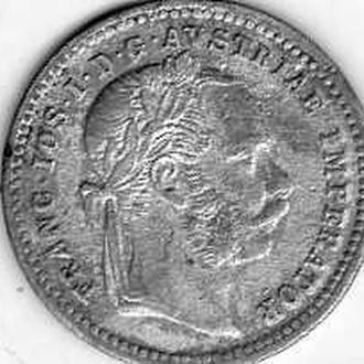 Австрия 10 генл 1872г