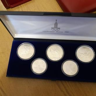 Набор Олимпиада 80 серебро