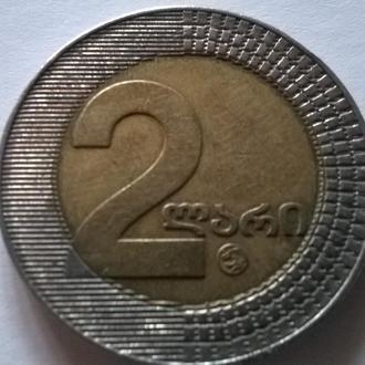 Грузия 2 лари, 2006