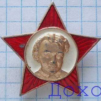 Значок Октябрята Ленин звезда 5