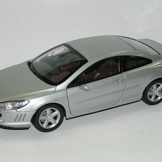 1/18 2005 Peugeot 407 Coupe (Norev)