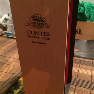 Коробка под вино Comtes