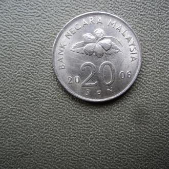 Малайзия 2006г. 20 сен.