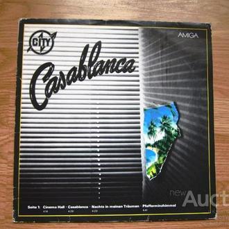 LP City Casablanca  OIS  Германия