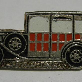 Распродажа! Значок Ford Форд 1932 коллекционный