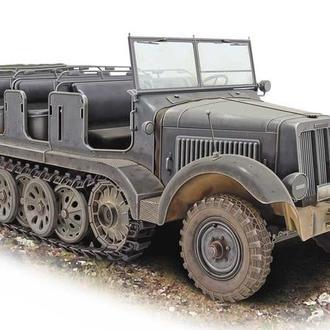 ACE 72567 SdKfz.6 Zugkraftwagen 5t Pionier, 1/72
