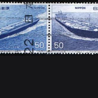 Япония. Коммерческий флот. Корабли. Транспорт