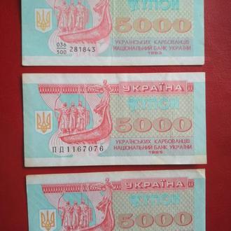 5000 гр- 3шт.