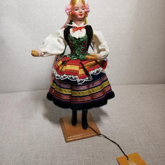 Лялька ручної роботи, кукла тканевая