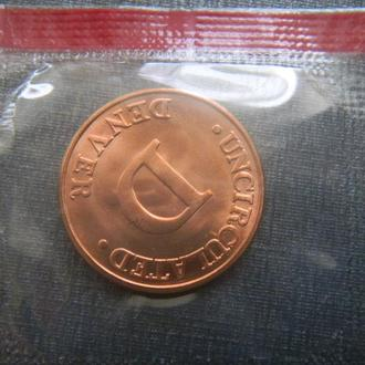 США жетон монетный двор ,,D,, Денвер