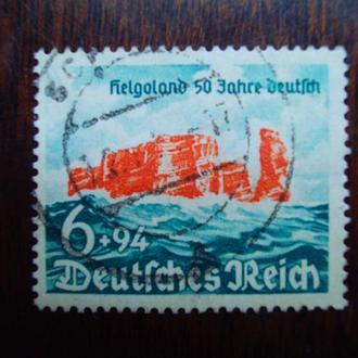 3-ий Рейх.1940г. Гельголанд. Полная серия.