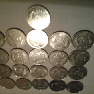 2015 год 5 копеек 21 монета