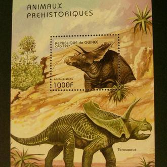 м8 Гвинея Динозавры**