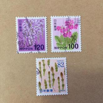 Япония/ цветы/ флора/ растения/ деревья/