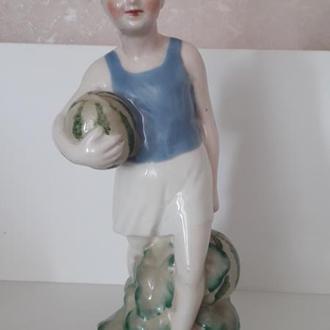 Мальчик с арбузами Городница