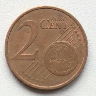 2 Євроцента 2004 р Франція 2 Цента 2004 р 2 Евроцента 2004 г Франция 2 Цента 2004 г