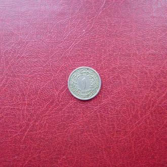 Египет 1/10 кирша 1293/33 - 1907 Абдул Хамид II Редкая