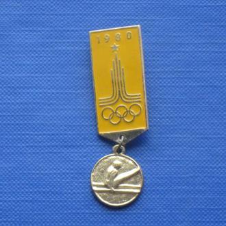 Олимпиада 80. Спортивная гимнастика.