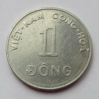Вьетнам 1 донг 1971 (KM#12)