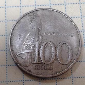 ИНДОНЕЗИЯ, 100 рупий 2002