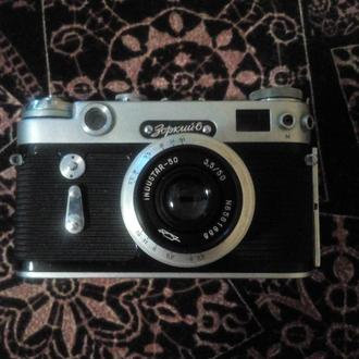 Фотоаппарат Зоркий -6