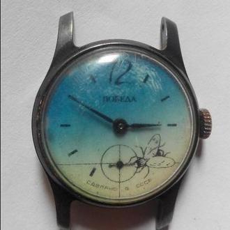 часы Победа Муха 2008