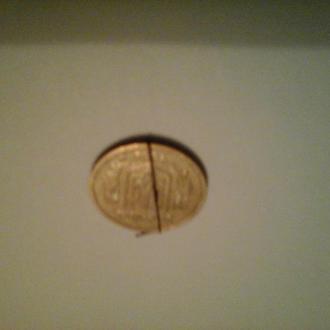 2001 год 1 гривна х 1 штука , с поворотом