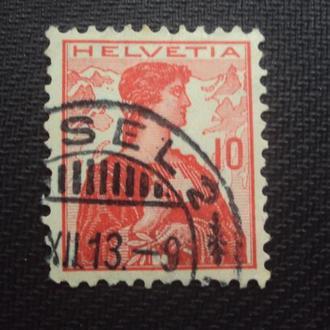 Швейцария 1909г.