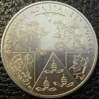 10 євро 2014 Німеччина собор Констанції