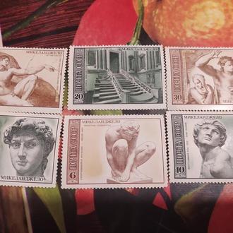 Терміново продам марки микеланджело