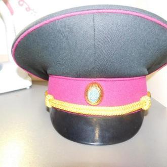 Фурашка офицерская (шитая Житомир), Украина.