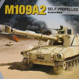 Сборная модель САУ M109A2 1:35 Kinetik